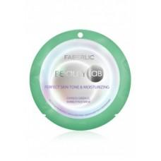 Кислородная экспресс-маска для лица «Идеальный тон и Увлажнение»