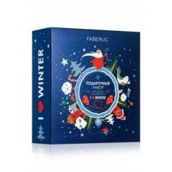 Подарочный набор для рук «I love Winter» Faberlic