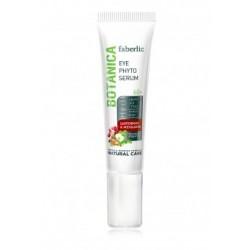 Фитосыворотка для кожи вокруг глаз «Шиповник & женьшень Botanica 60+» Faberlic