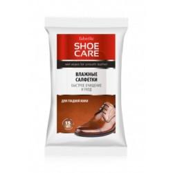 Влажные салфетки для гладкой кожи «Shoe Care»