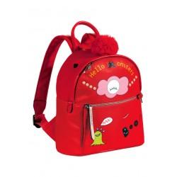 Рюкзак «Monsters» Faberlic цвет Красный