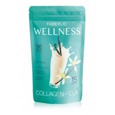 Протеиновый коктейль «Wellness» Faberlic со вкусом ванили