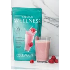 Протеиновый коктейль «Wellness» Faberlic со вкусом малины