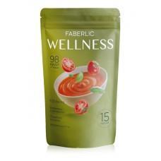 Сухой белковый суп Wellness со вкусом «Томат с базиликом»