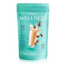 Протеиновый коктейль «Wellness» Faberlic со вкусом кофе капучино