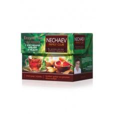 Чай листовой чёрный «Enzyme Tea» Faberlic с кусочками имбиря и мёдом