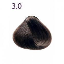 Стойкая крем-краска «Максимум цвета» Faberlic тон Темный каштан 3.0