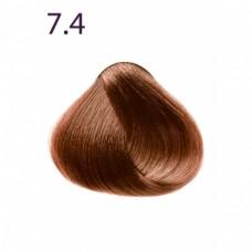 Стойкая крем-краска «Максимум цвета» Faberlic тон Блондин медный интенсивный 7.4