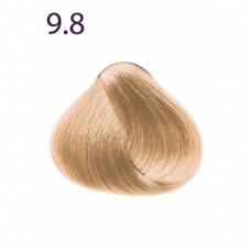 Стойкая крем-краска «Максимум цвета» тон Очень светлый блондин бежевый 9.8