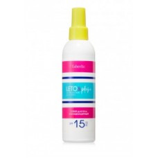 Спрей для тела солнцезащитный «LETO&plage» с SPF 15
