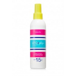 Cпрей для тела солнцезащитный «LETO&plage» с SPF 15