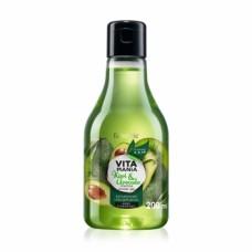 Витаминный гель для душа «Киви и авокадо» Faberlic