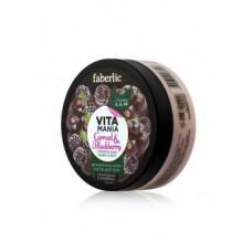 Витаминное крем-масло для тела «Смородина и ежевика»