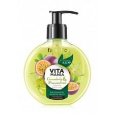Витаминное жидкое мыло «Карамбола и маракуйя»