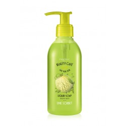 Жидкое мыло для рук «Лаймовый сорбет» Faberlic