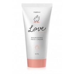Питательный крем для лица «L.OVE» Faberlic
