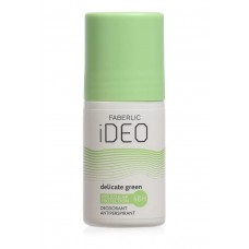 Дезодорант-антиперспирант «Delicate Green IDEO» Faberlic