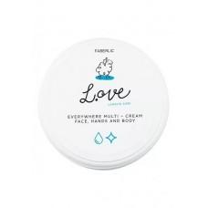 Крем для рук, лица и тела универсальный «L.OVE» Faberlic