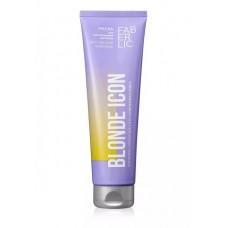 Интенсивная маска для нейтрализации желтизны осветлённых волос «Blonde Icon» Faberlic