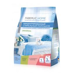 Концентрированный стиральный порошок универсальный Faberlic
