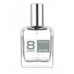 Туалетная вода для мужчин «8 ELEMENT SPORT» Faberlic, 35 мл