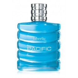 Туалетная вода для мужчин «Pacific» Faberlic