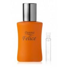 Пробник парфюмерной воды для женщин «Donna Felice» Faberlic