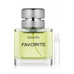 Пробник туалетной воды для мужчин «Favorite» Faberlic