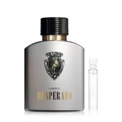 Пробник туалетной воды для мужчин «Desperado» Faberlic
