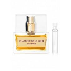 Пробник парфюмерной воды для женщин «Chateaux de la Loire» Faberlic