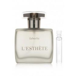 Пробник туалетной воды для мужчин «L' ESTHETE» Faberlic