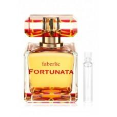 Пробник парфюмерной воды для женщин «Fortunata» Faberlic