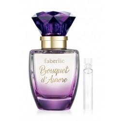Пробник парфюмерной воды для женщин «Bouquet d'Aurore» Faberlic