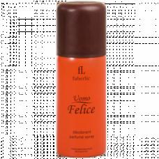 Парфюмированный дезодорант для мужчин «Uomo Felice»