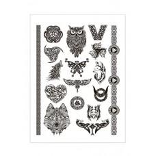 Парфюмированные татуировки «Valkyrie» Faberlic