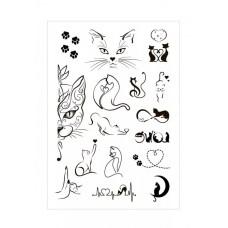 Парфюмированные татуировки «Mur Mur» Faberlic