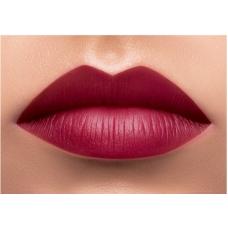 Матовая губная помада «Первая леди» тон Выразительный бордовый
