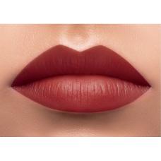 Матовая губная помада «Первая леди» тон Деликатный каштановый