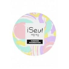 Увлажняющий тональный кушон для лица «iSeul»