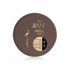 Маска-глина-детокс для кожи головы и волос Arisu «Вулканический пепел» Faberlic