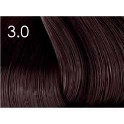 Стойкая крем-краска для волос «Шелковое окрашивание» без аммиака Faberlic тон Горький шоколад 3.0