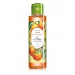 Гель для душа «Апельсин и ваниль» Faberlic