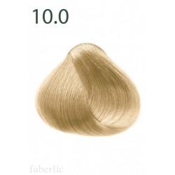 Стойкая питательная крем-краска для волос «Botanica» Faberlic тон Липовый мед 10.0