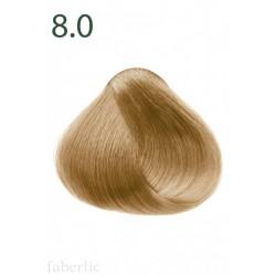 Стойкая питательная крем-краска для волос «Botanica» Faberlic тон Пшеничный блонд 8.0