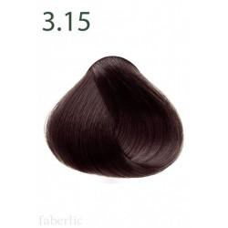 Стойкая питательная крем-краска для волос «Botanica» Faberlic тон Ночная фиалка 3.15