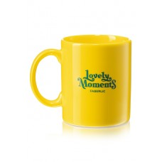 Кружка «Тёплые моменты» Faberlic цвет Жёлтый