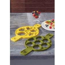 Круглая форма для оладий Faberlic цвет Желтый